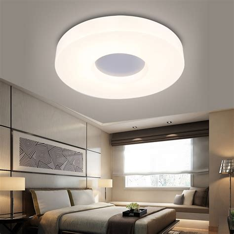 Living Room Ceiling Light Modern Led Flush Mount Surface Mounted Led Ceiling Light
