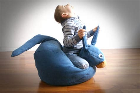 animal bean bag chair animal bean bags for by il saccotto kidsomania