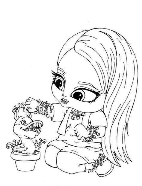 monster high baby cupid coloring pages baby monster high coloring pages monster high coloring