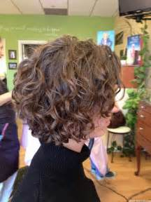 stacked in back brown curly hair pics 12 formal hairstyles with short hair office haircut ideas