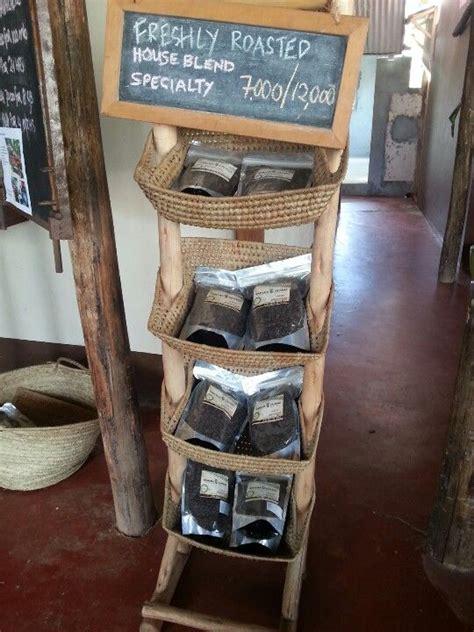 shabby chic coffee display vintage coffee shop