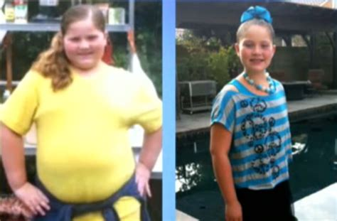 weight loss 9 year you look fantastic abc profiles 9 year s