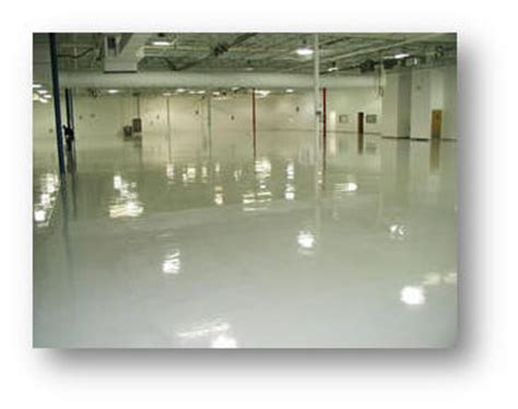 5 Year Study / Wear Resistance of ESD Epoxy Paint