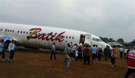 batik air food batik air pernah nyaris tabrakan di bandara adi sutjipto