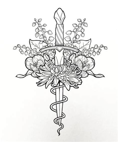 pattern tattoo designs tumblr knife tattoo designs tumblr