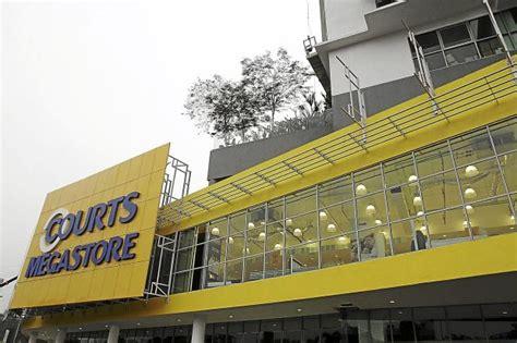 courts malaysias   megastore  stocked  home goodies malaysia premier