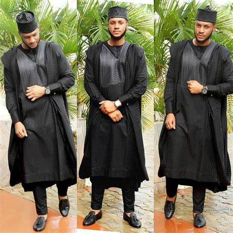 latest yoruba styles and fashion super stylish agbada designs for men