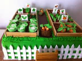 Vegetable Garden Cake Ideas Vegetable Garden Cake Gardening Cake Ideas Pinterest