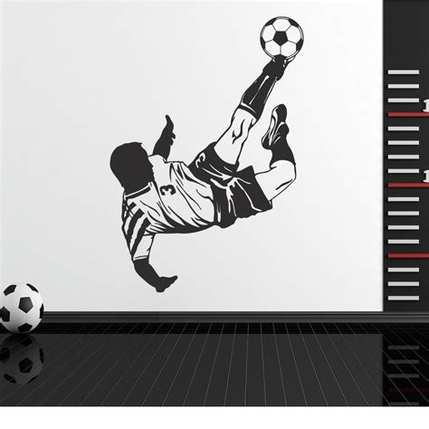 Foot Stickers stickers joueur foot pas cher
