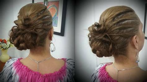 peinados para fiestas como hacer un peinado para fiesta paso a paso diana