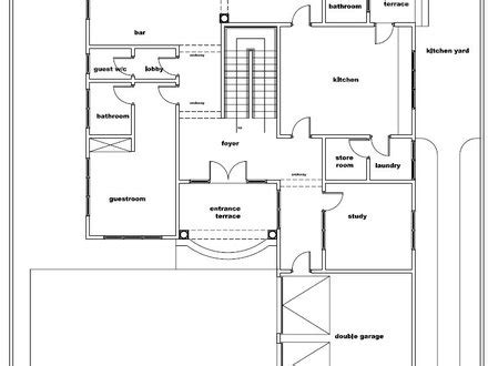 expensive house plans ghana house designs floor plans house plans in ghana africa ground floor house plan