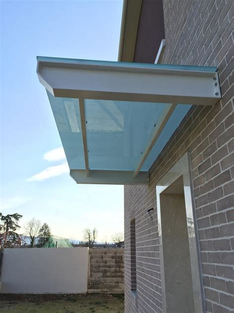 tettoie in vetro e legno pompeiane pensiline e tettoie ser fer carpenteria
