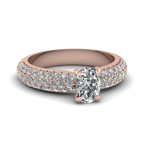 Top Engagement Rings by Top 20 Cushion Cut Engagement Rings Fascinating Diamonds