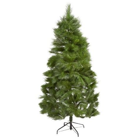6 long needle pine artificial tree christmas tree shops