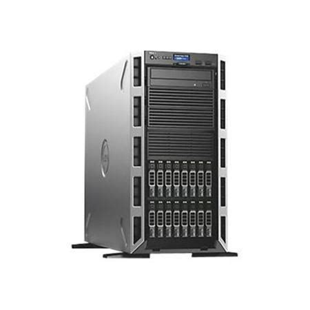 dell poweredge t430 chassis 16 x 2 5 quot intel xeon e5 2620 v4 8gb 300gb perc h330 tower server on