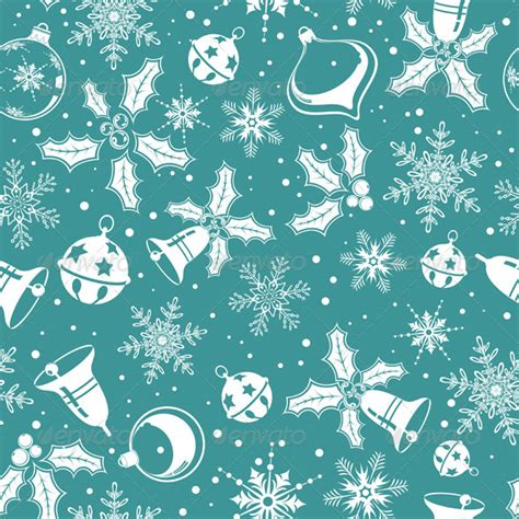 christmas pattern repeat christmas seamless background graphicriver