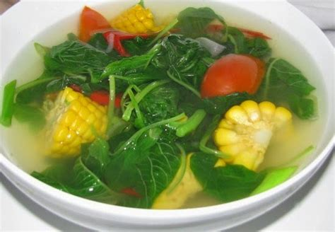 membuat sop buah untuk dijual cara membuat sayur bayam bening yang enak dengan tahu