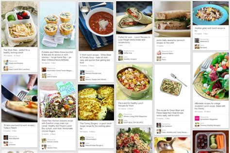 for work 5 foodies to follow on for work lunch ideas