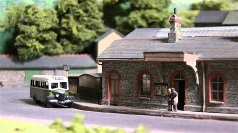 ashburton  gauge model railway layout   july