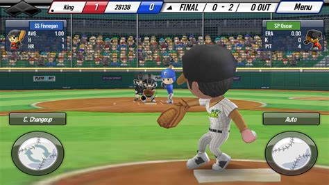 baseball apk v1 1 1 mod unlimited autoplay points free for android - Baseball Apk