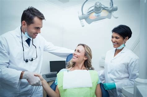 comfortable care dental health professionals choosing a dentist cosmetic or general