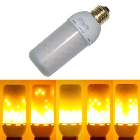Led Light Bulbs Flickering Junolux Led Decorative Lights Flicker Flame Light Bulb