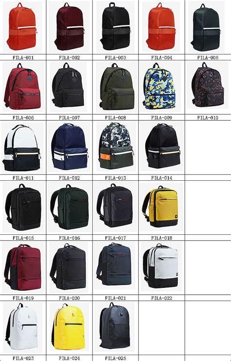 Fila Bodypack fila fila 双肩背包 学生书包 运动背包 箱包厂 箱包定制