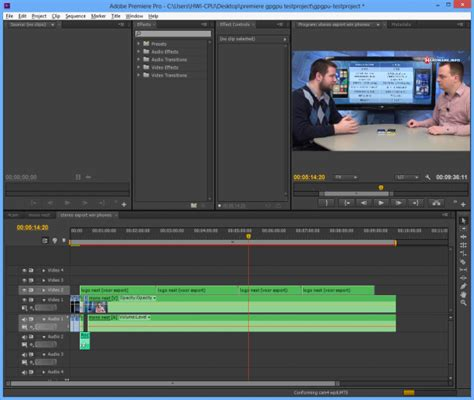 adobe premiere cs6 graphics card review gpgpu performance of modern graphics cards