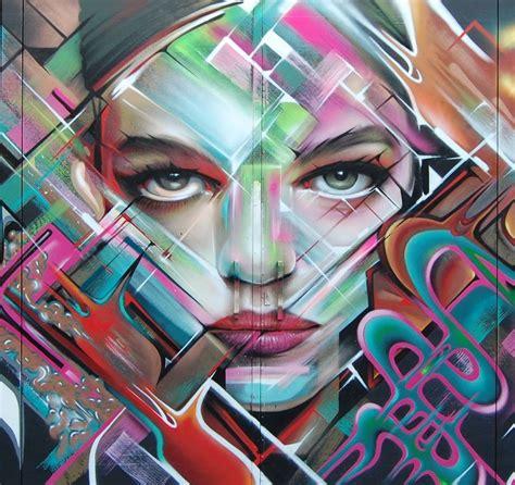 graffiti mural  rizeone steve locatelli  antwerp