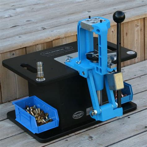 reloading bench plans portable using the dillon bl 550 press and accessories with our