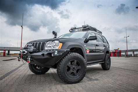 2016 jeep grand cherokee off road metalpasja innowacyjne doposażenia offroad zderzak