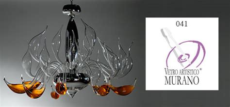 Mirrored Chandelier Modern Chandelier Design Lu Murano Handmade Blown Glass