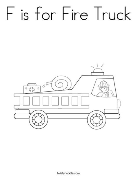 food truck coloring page fire engine food truck fire free engine image for user