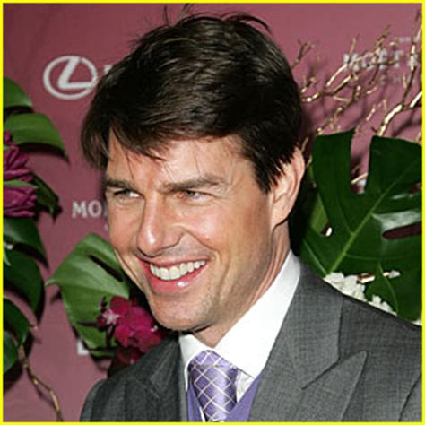 Are Tom Cruise Sumner Redstone Gonna Make Up by Tom Cruise S Mission To Save Himself Tom Cruise Just Jared