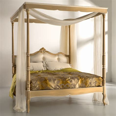 how to make a four poster bed art deco inspired boudoir