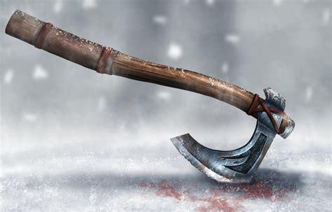 viking war axe viking axe by reiokami on deviantart