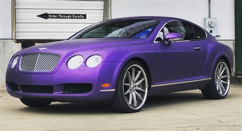 matte purple bentley vinyl wraps thewraplabnashville com