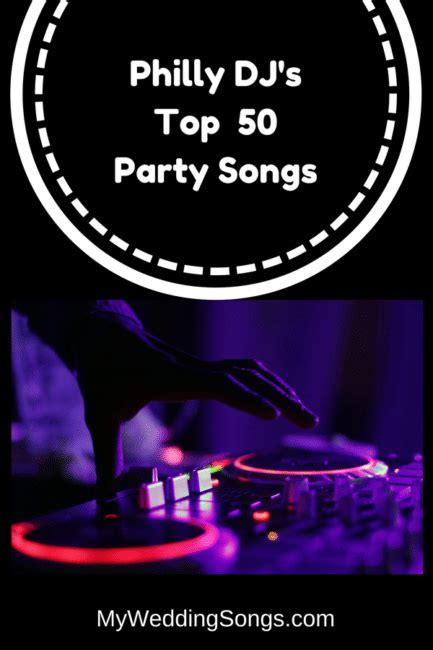 DJ Spotlight: Philly Top 50 Party Songs Right Now   My