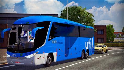 mod bus game euro truck simulator marcopolo paradiso g7 1200 modbus euro truck simulator