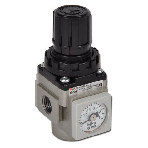Pressure Smc Smc Pressure Regulator Up To 8 5 Bar Flow Rate Up To