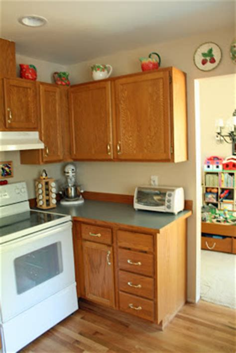 contact paper on cabinets