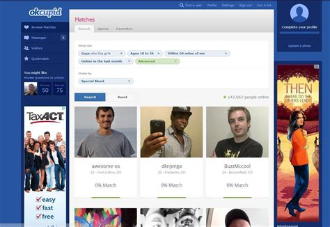 How To Search For Specific On Okcupid Best Dating Page 2 Digital Trends