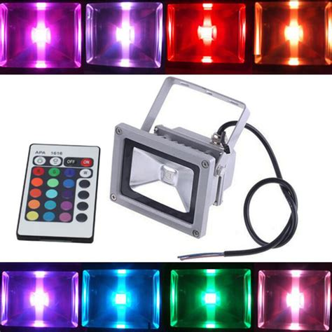 Rgb Led Flood Lights Outdoor Factory Wholesale Outdoor Rgb Led Flood Light 10w Floodlight High Power Led Flood Light 10w Rgb