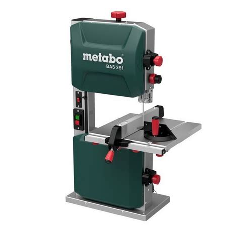 bench top bandsaw metabo bas261 bench top bandsaw 240v