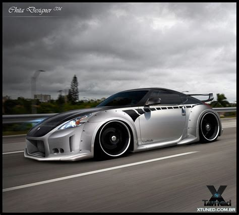 nissan 370z custom wallpaper nissan 370z wallpapers wallpaper cave
