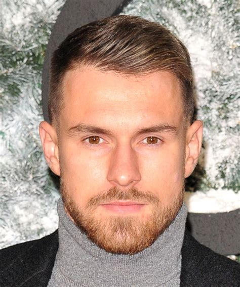 wales and arsenal fc star aaron ramsey explains exactly aaron ramsey hairstyle aaron ramsey hairstyles hair styles