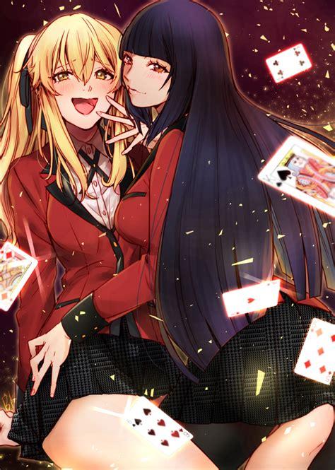 anime kakegurui kakegurui image 2125656 zerochan anime image board