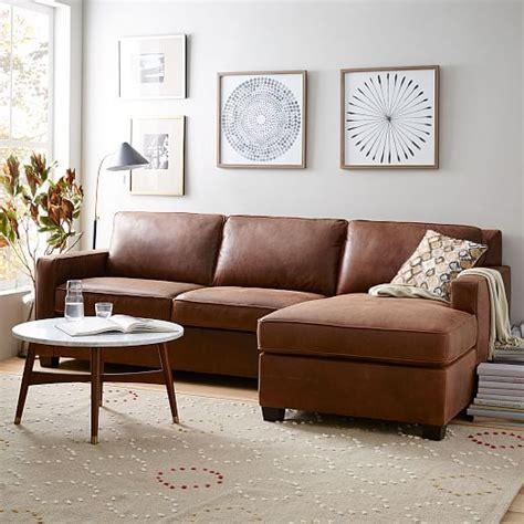 west elm henry sectional build your own henry 174 leather sectional pieces west elm