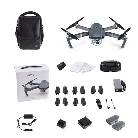 Dji Mavic Pro Fly More Combo dji mavic pro 4k fly more combo car charger 2