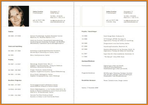 Aufbau Perfekter Lebenslauf 8 Lebenslauf Aufbau Reimbursement Format